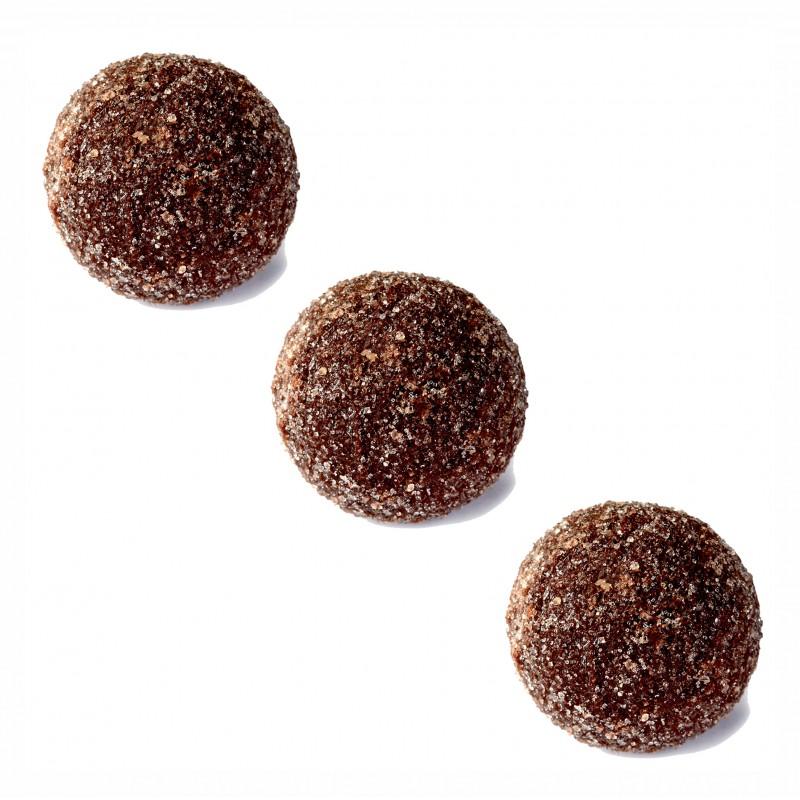 Boule crystal chocolat Gaucher