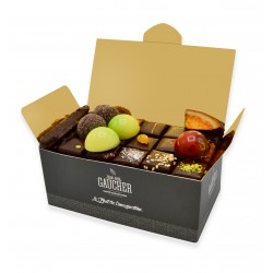 Ballotin de chocolats - 375g - Maison Gaucher