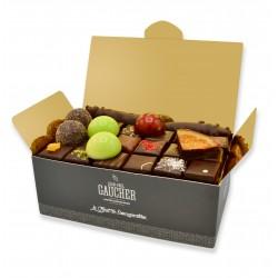 Ballotin de chocolats - 500g - Maison Gaucher