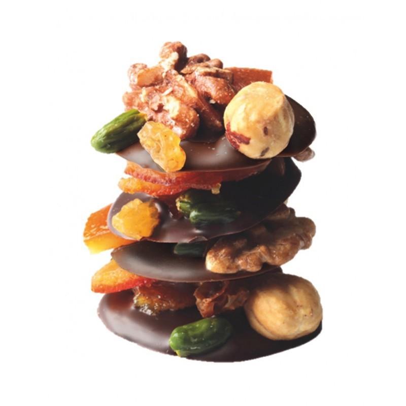 Mendiants gourmands chocolaterie Gaucher