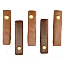 Bâton crème enrobé de chocolats maison Gaucher