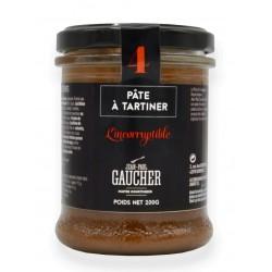 Pâte à tartiner L'incorruptible - Maison Gaucher - Tartinade