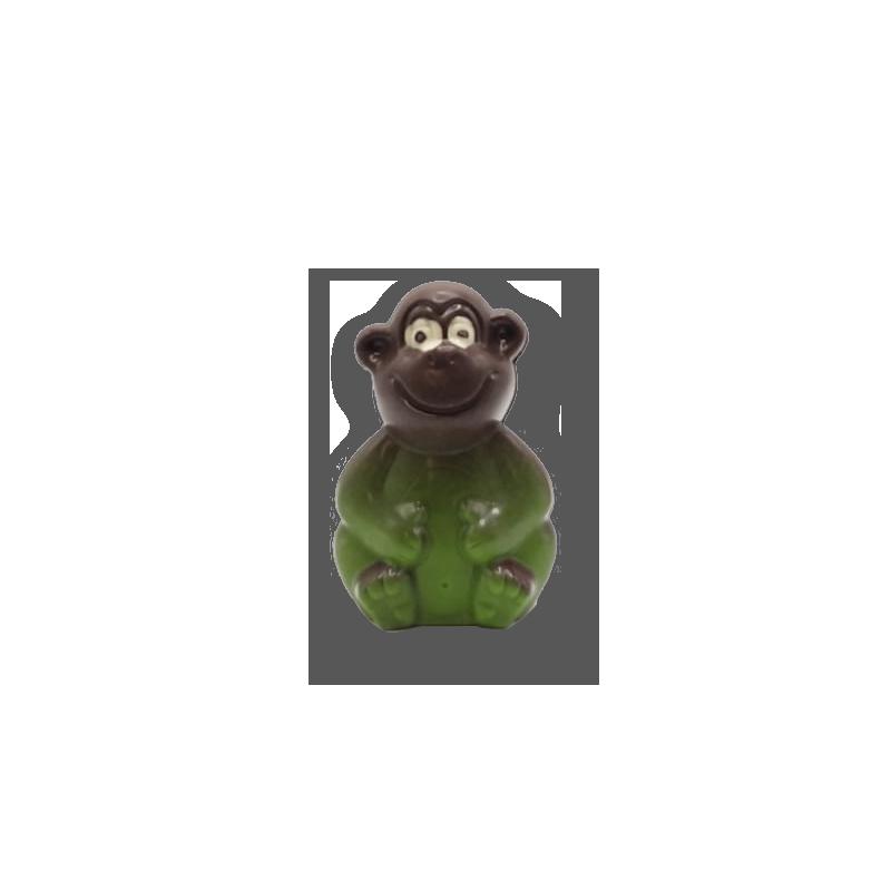 Singe chocolat noir - Maison Gaucher Chocolatier