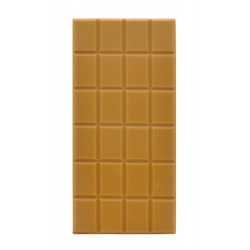 Tablette chocolat blanc caramel - Zéphyr