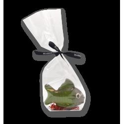 Poisson chocolat lait - packaging -Maison Gaucher Chocolatier
