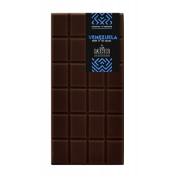 Tablette chocolat origine Venezuela 72%